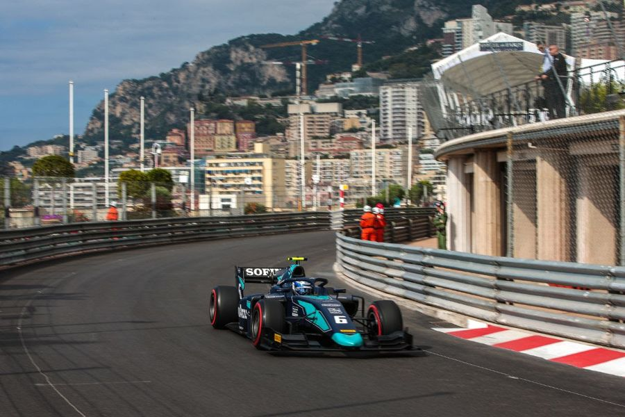 DAMS leaves Monaco with F2 teams' and drivers' championship lead