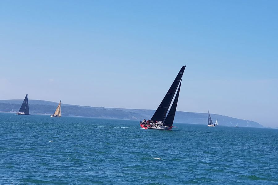 Redshift wins RORC Myth of Malham