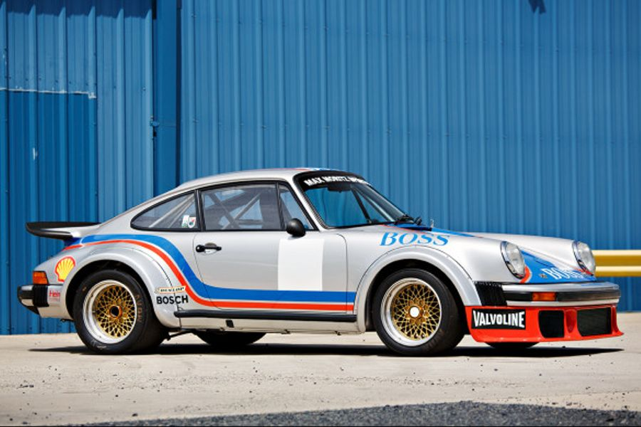 Gooding & Company Pebble Beach Auctions 1977 Porsche 934/5 August 16th-17th