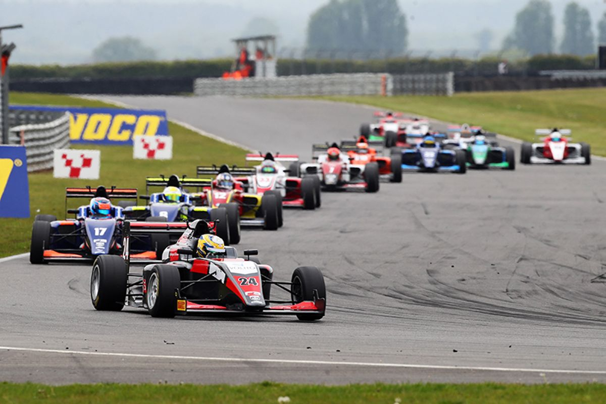 Biggest grid of the year so far to take on Silverstone GP this weekend