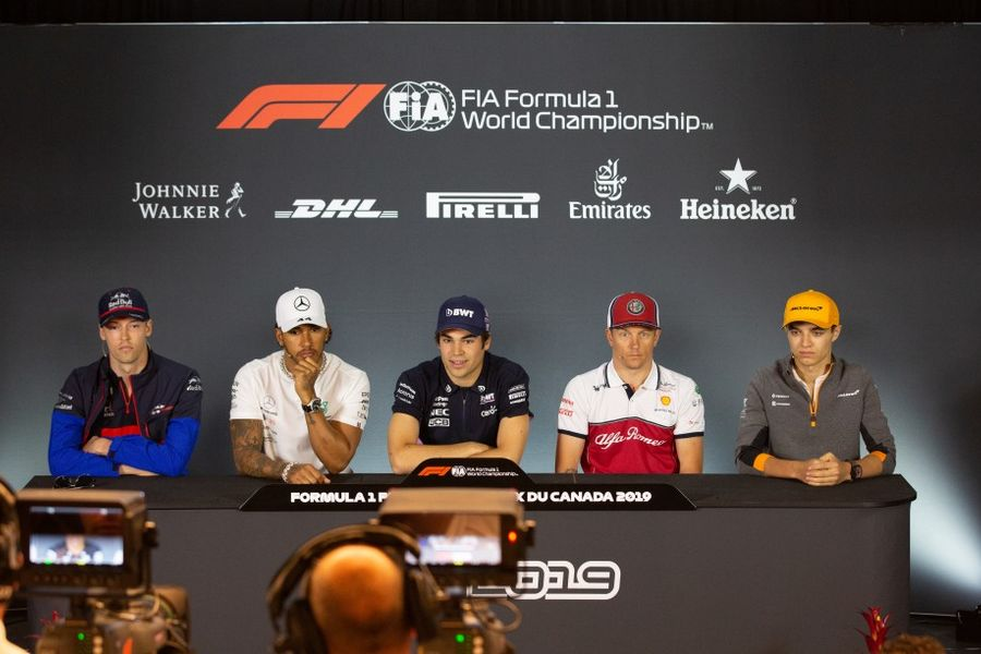 Canadian Grand Prix Drivers' Conference