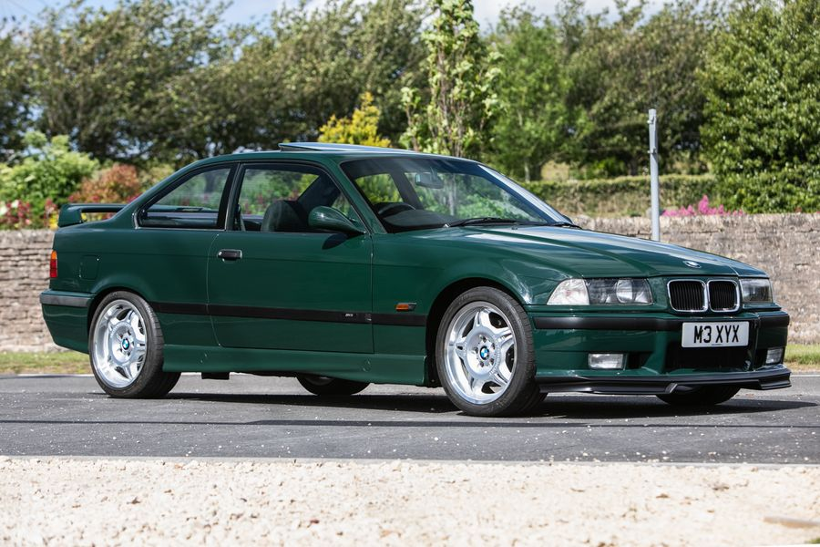 Rare and powerful BMWs kick start CCA August Auction catalogue