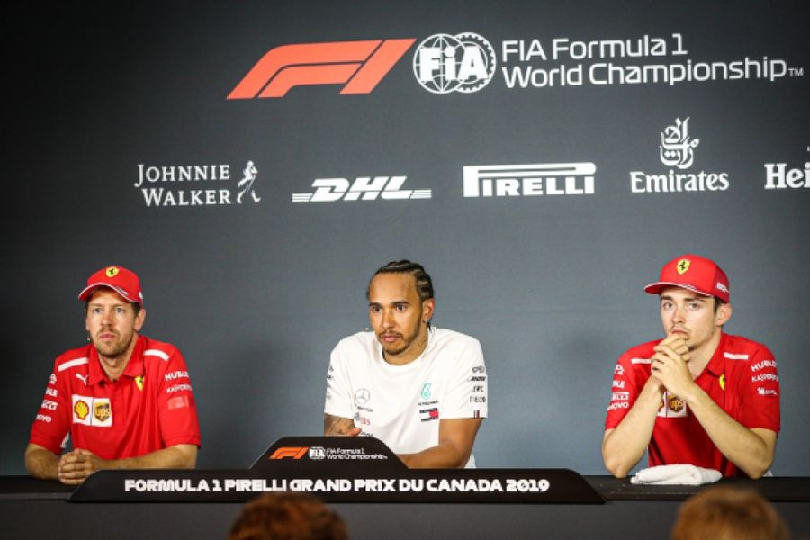 Canadian Grand Prix Winners' Conference