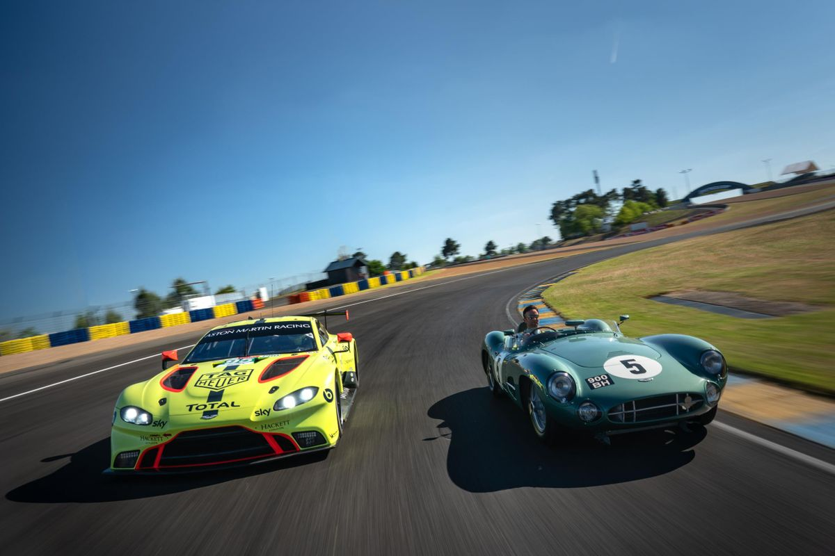 Aston Martin Racing targets GTE Pro and Am victory at Le Mans