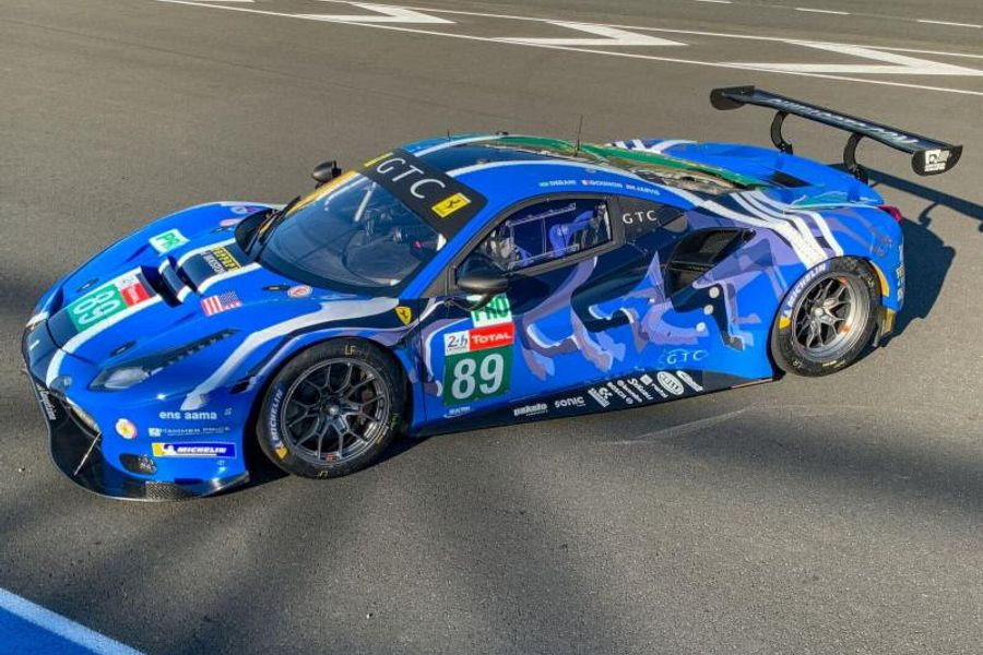 Risi Competizione set for 24 Hours of Le Mans