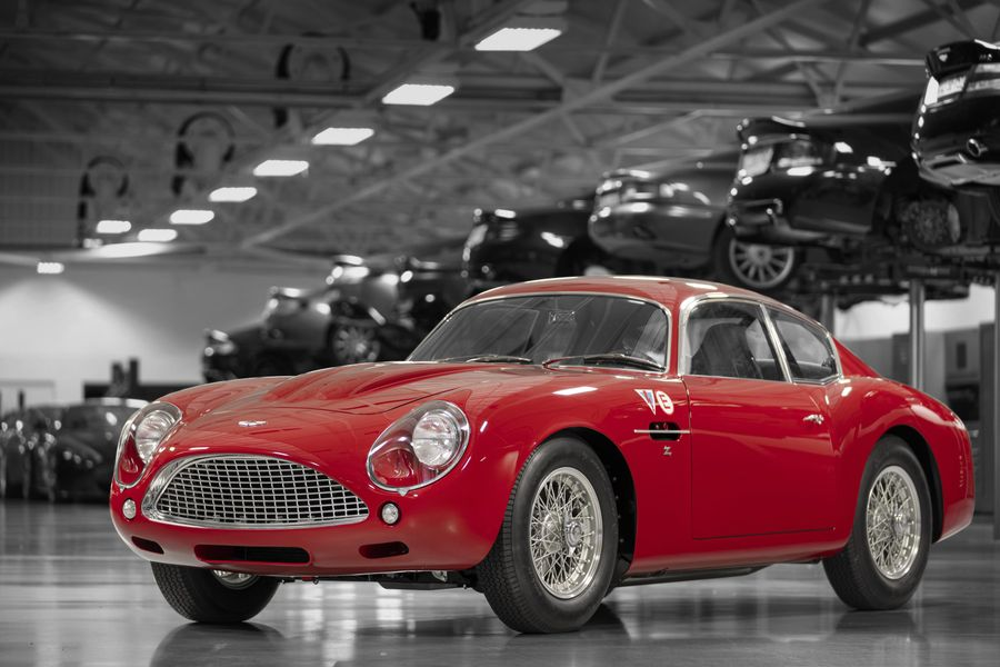 Aston Martin DB4 GT Zagato Continuation to make public debut at 24 Hours of Le Mans