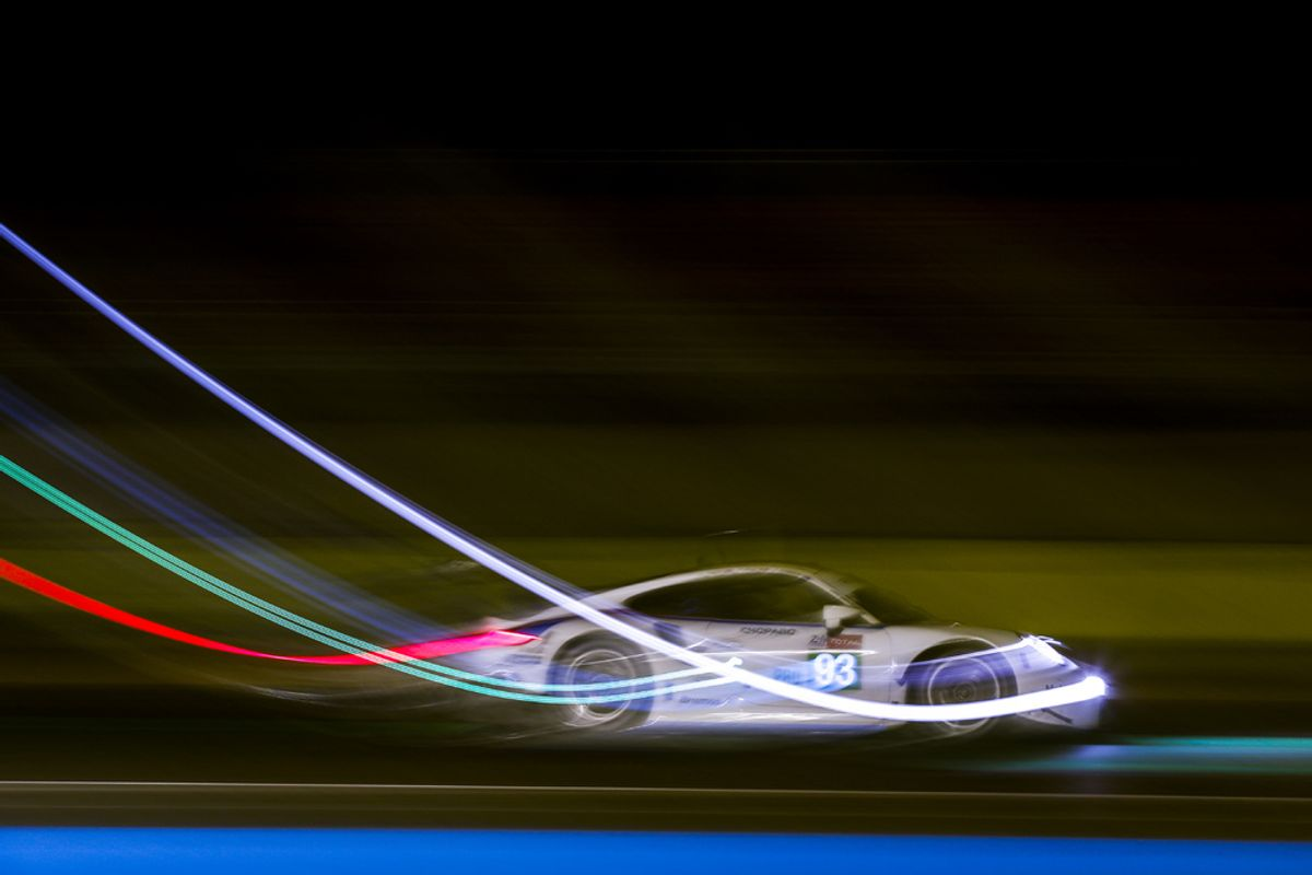 Porsche GT Team Le Mans first qualifying review