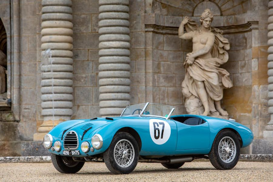 1952 Gordini Type 15S on offer at Bonhams Chantilly Sale
