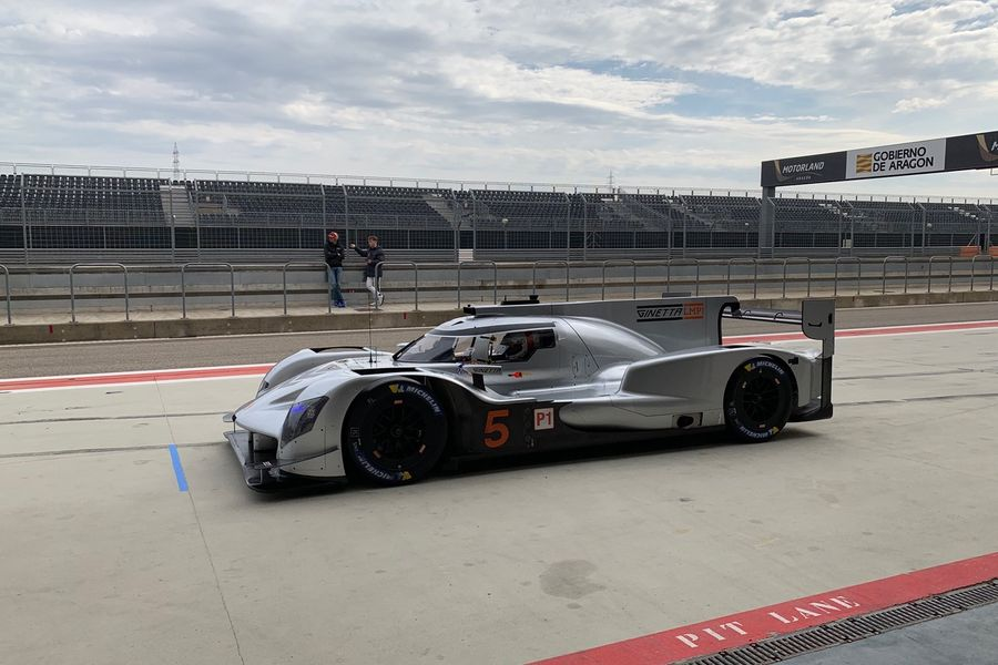 Ginetta G60-LT-P1 LMP1 cars confirmed on provisional 2019/2020 FIA WEC entry list