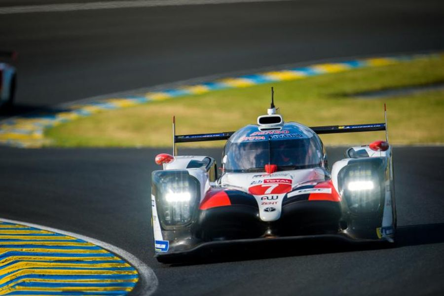 Le Mans 2 hour round up