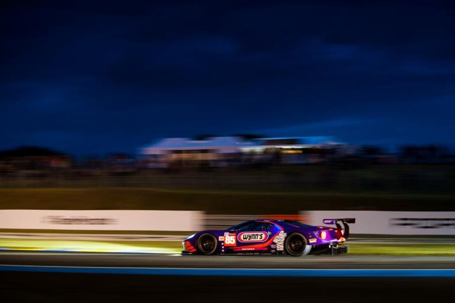 24 Hours of Le Mans – Hour 12 Roundup
