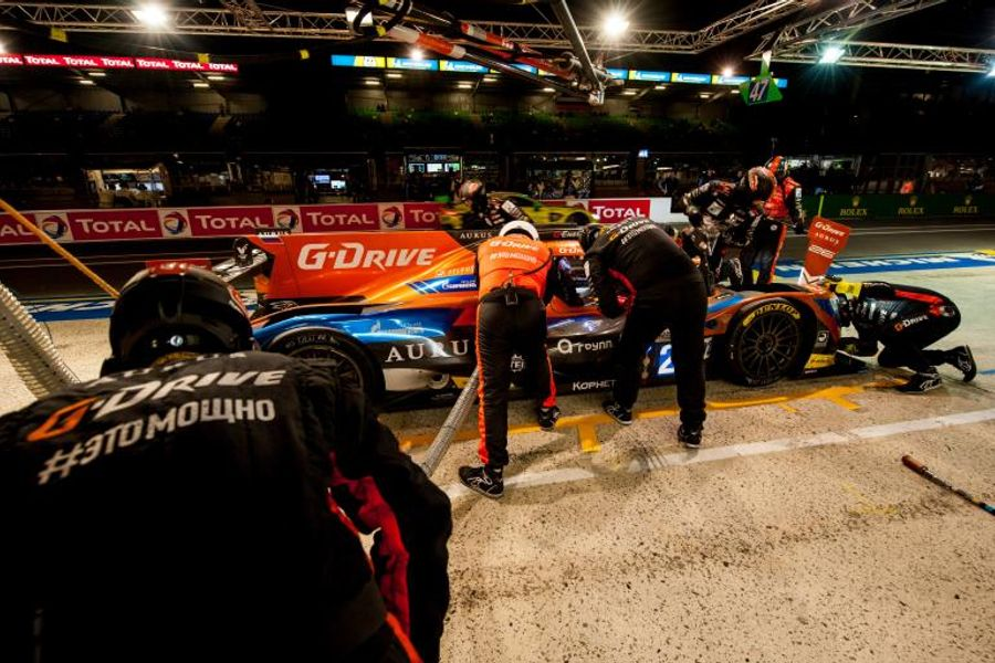 Le Mans 24hr: No leadership changes between between 03:00 and 06:00