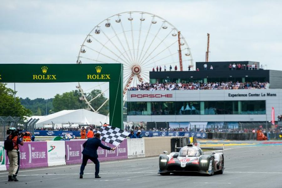 TOYOTA GAZOO  delighted with historic first victory at  20th Le Mans attempt