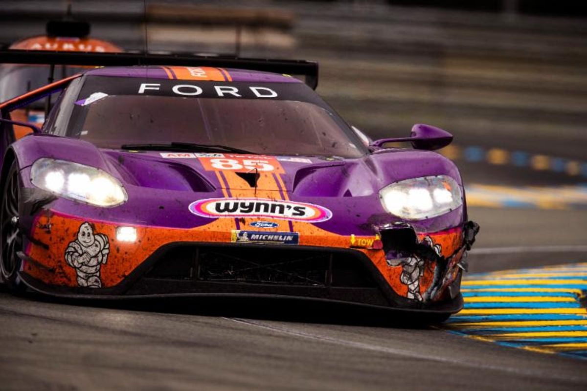 Keating, Bleekemolen, Fraga win 24 Hours of Le Mans GTE Am in Ford GT