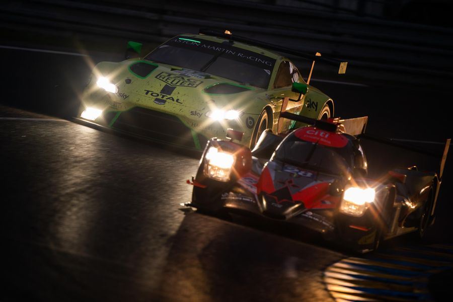 Vantage GTE flourishes on maiden WEC season despite Le Mans disappointment