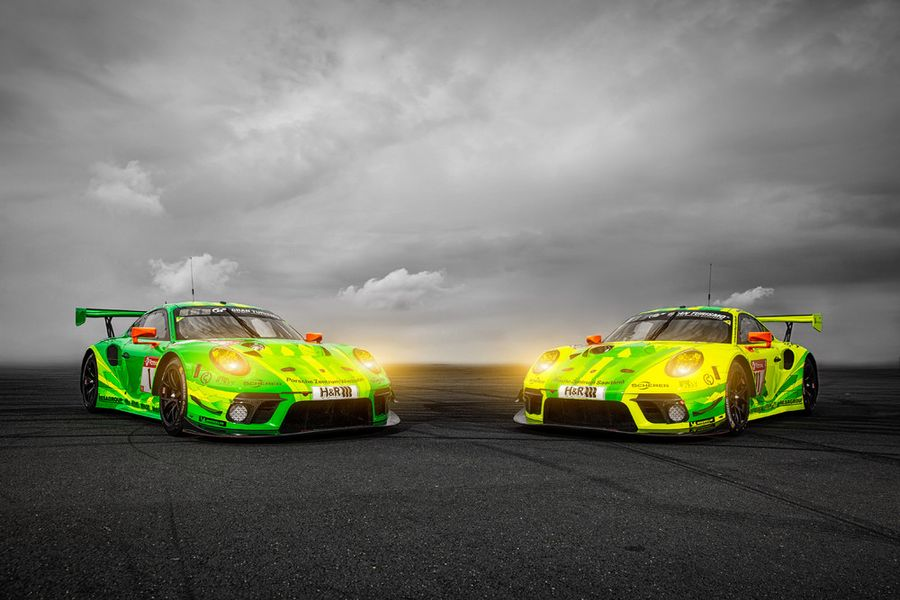Porsche to defend Nürburgring 24 Hours title with the new 911 GT3 R