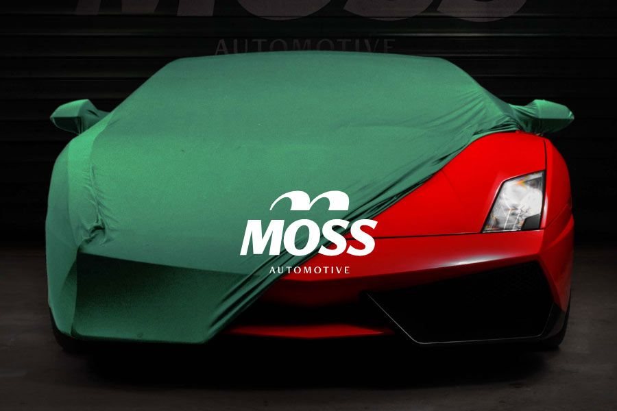 London car storage - Moss Automotive web site built by Racecar