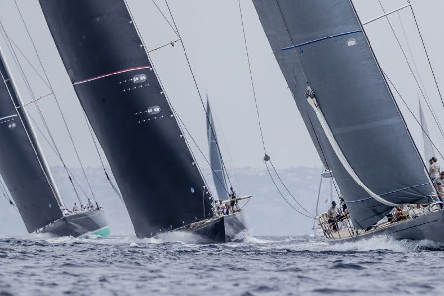 The racing at the Superyacht Cup Palma was great, and then the party got started