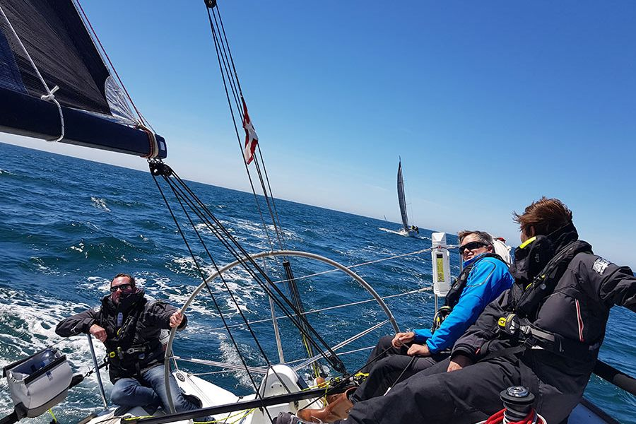 RORC - Just So J/109 wins the Morgan Cup