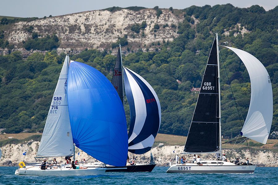 Round The Island Race around IOW this weekend