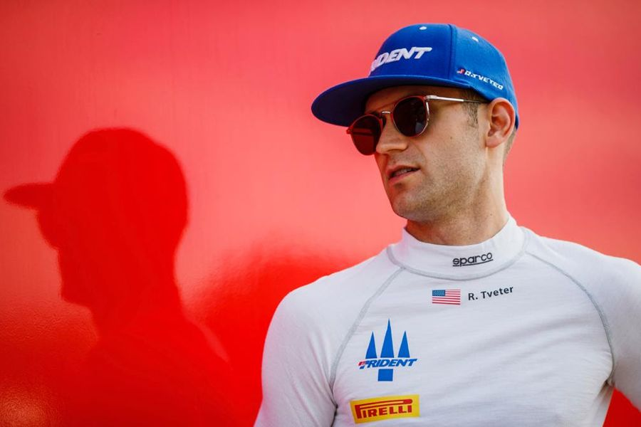 Trident announce Ryan Tveter for Austrian F2