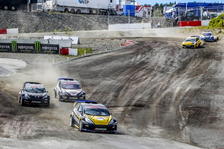 Rallycross' 'Magic Weekend' awaits biggest grid of RX2 season so far in Sweden