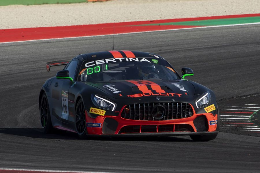 First GT4 European Series victory of 2019 for Bullitt Racing