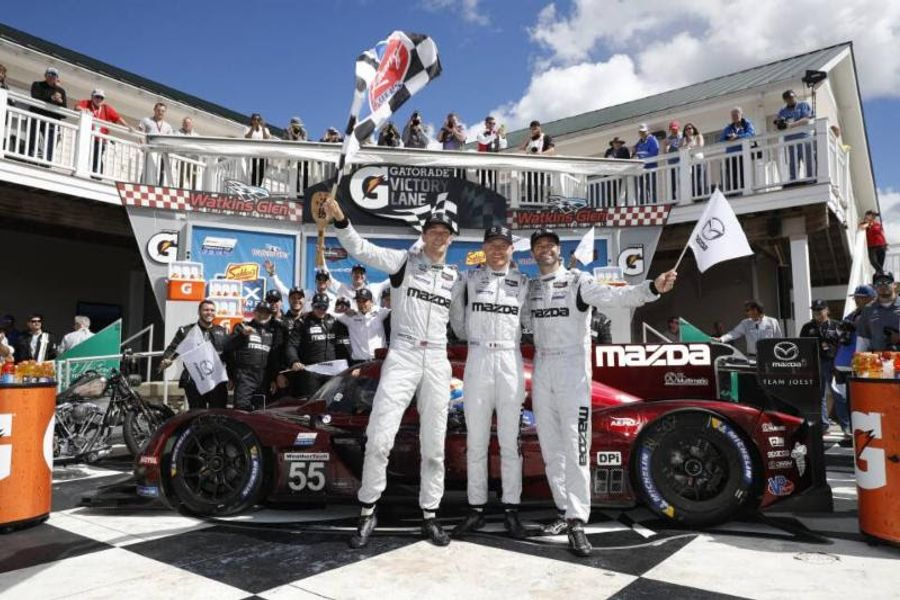 Mazda Team Joest takes 1-2 Prototype sweep in Sahlen's Six Hours of The Glen