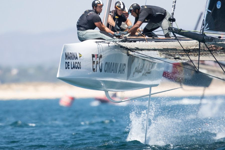 Oman Air aim for Palma comeback after frustrating GC32 Worlds in Portugal