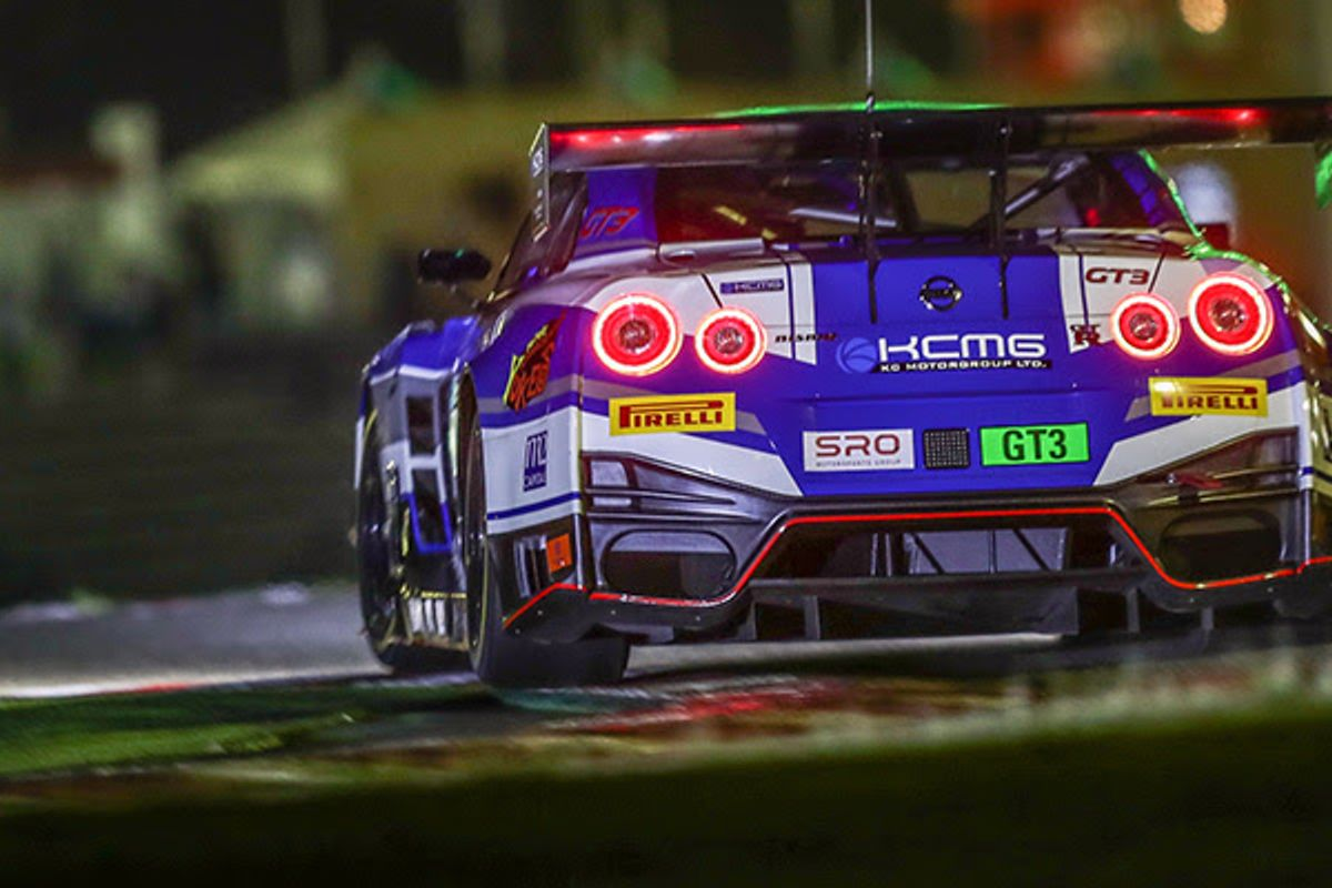 Five additional GT3s confirmed for Japan's biggest endurance race