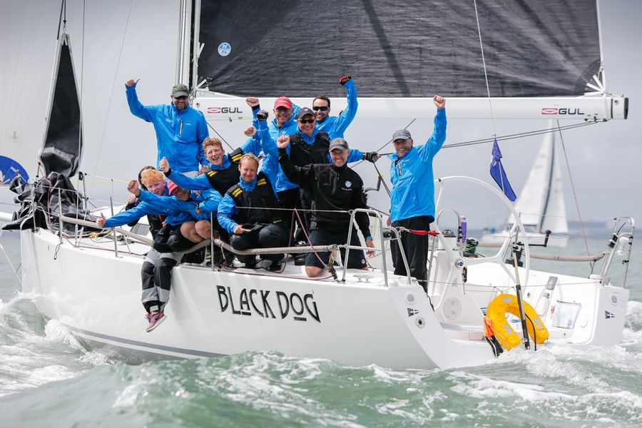 IRC Nationals first timer Black Dog takes top prize