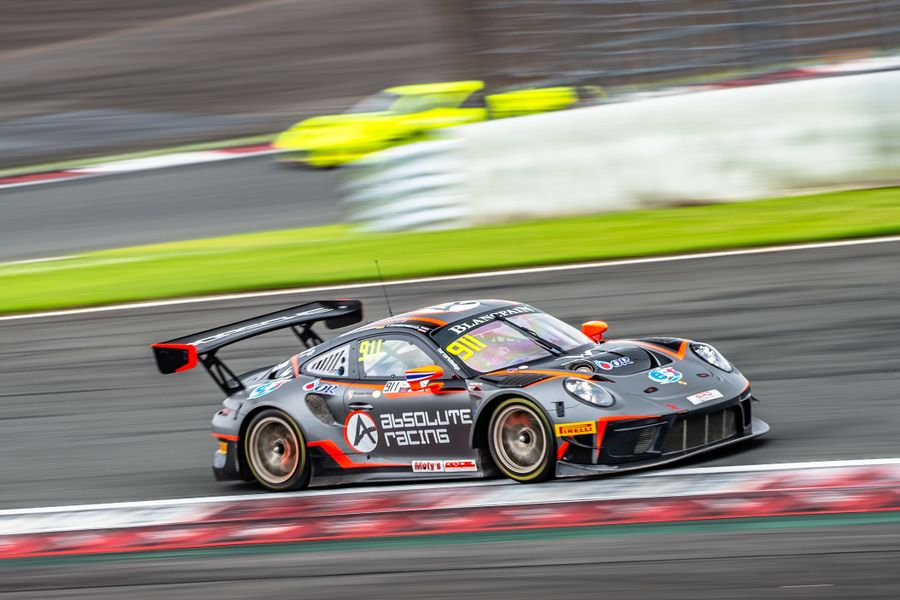 Absolute Racing Porsche teams takes Pro/Am Class honours