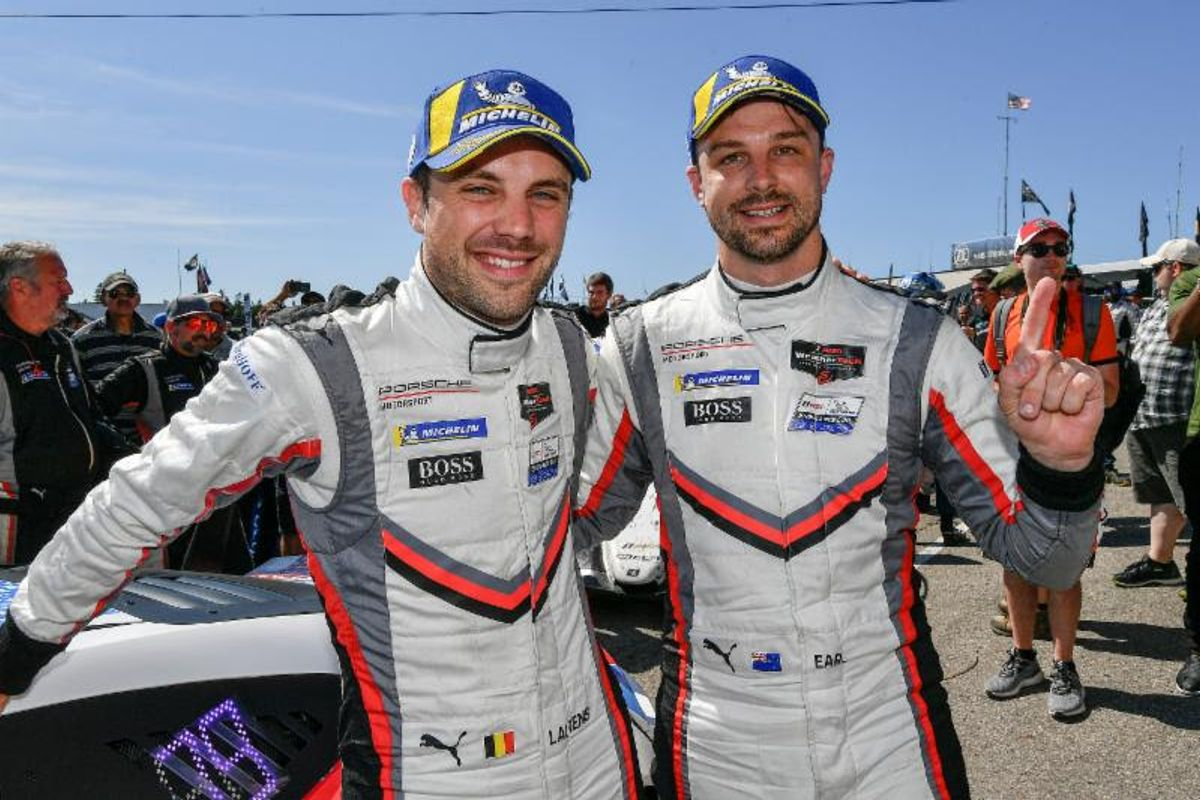 Porsche Scores Record 5th Consecutive IMSA GTLM Class Win