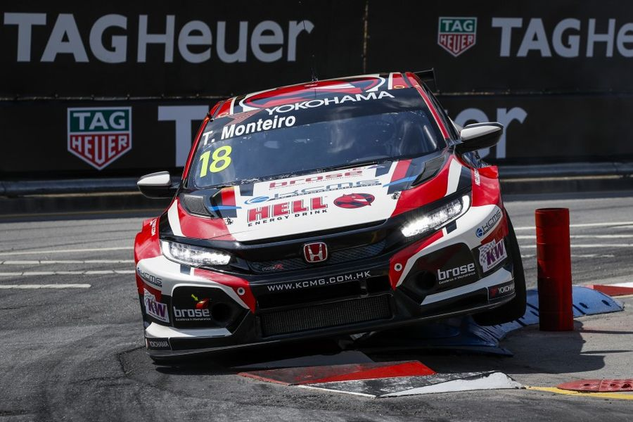 Portuguese pride as Monteiro wins WTCR Race of Portugal