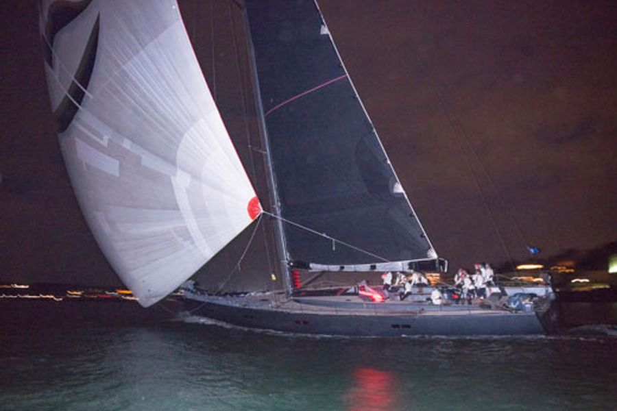 Aegir third to finish the Transatlantic Race 2019