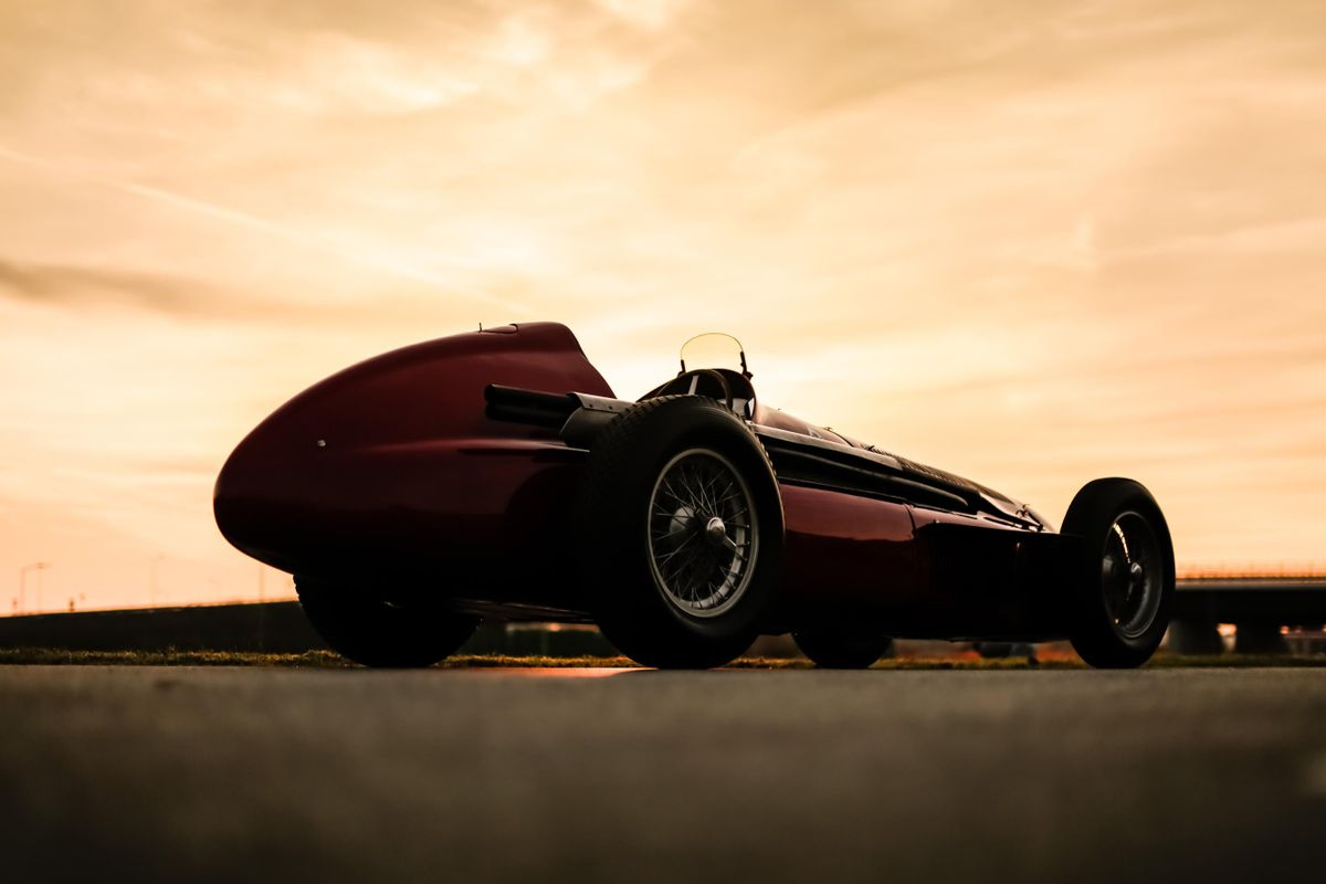 "Alfa Romeo GP Tipo 159 ""Alfetta"" to lead drivers' parade before the British Grand Prix"