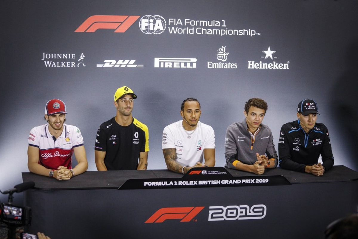 British Grand Prix Drivers' Conference