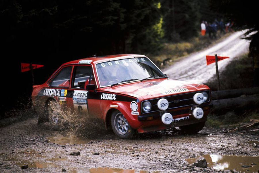 Wales Rally GB to celebrate momentous 75th milestone