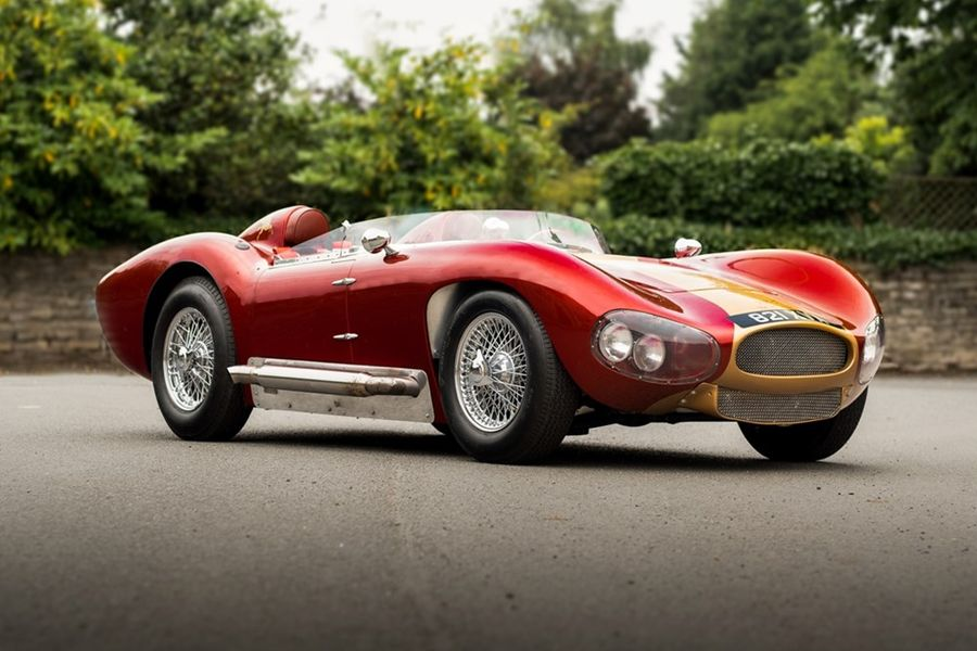 1959 Bocar XP-5 crosses the block at Brooklands Historics for £79,240, results