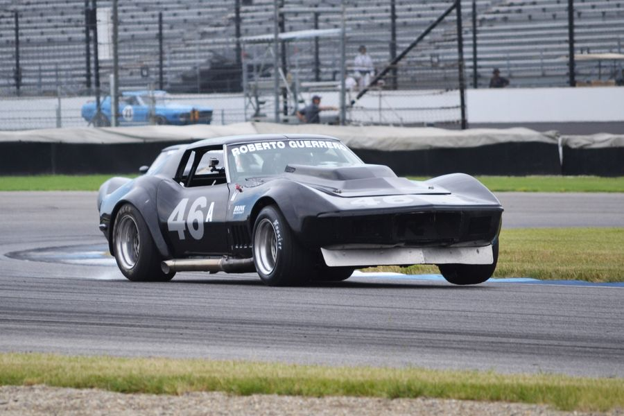 Roberto Guerrero Enters VROC Pro-Am at IMS