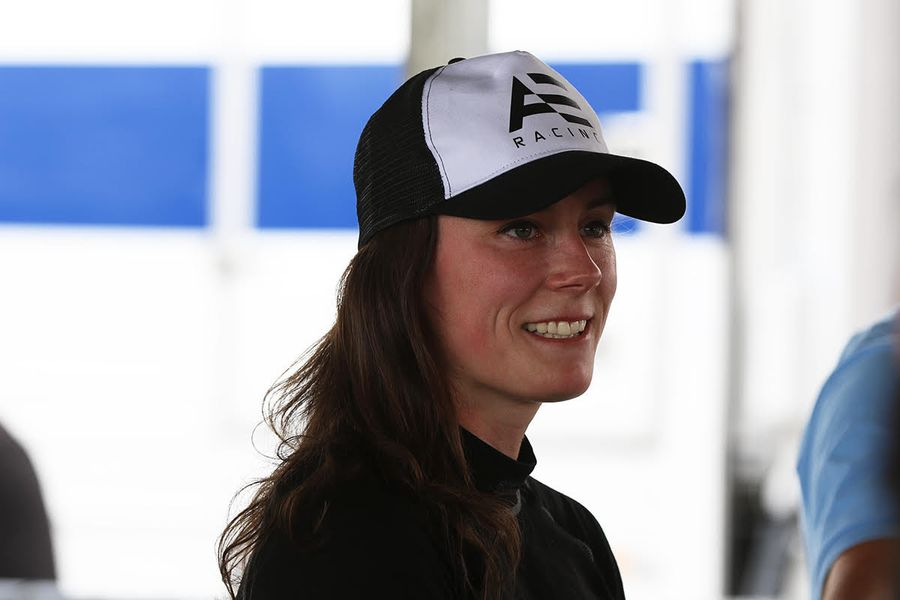 Abbie Eaton to make her rallycross debut with TitansRX at Lydden Hill