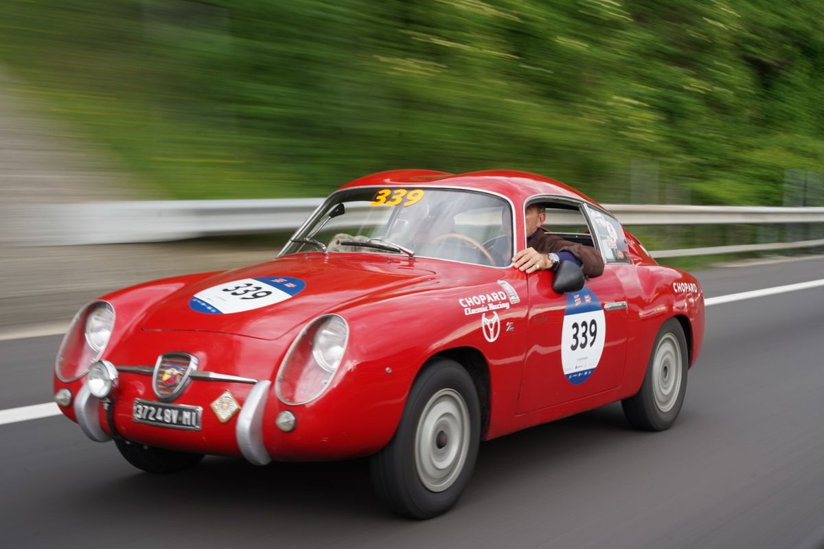 1000 Miglia open registrations for the 2019 Warm Up USA