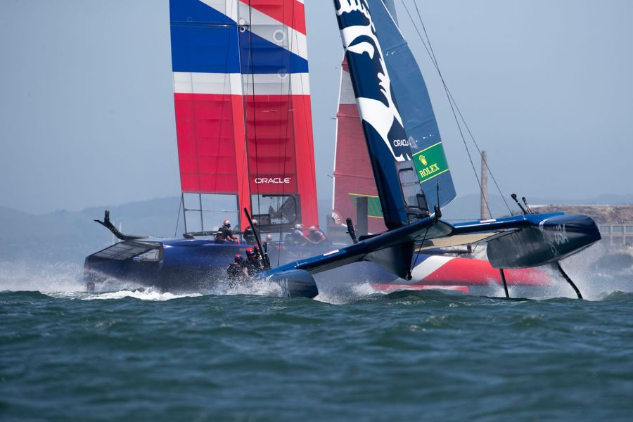 Sail GP: The world's fastest sail racing heads to Cowes for European debut