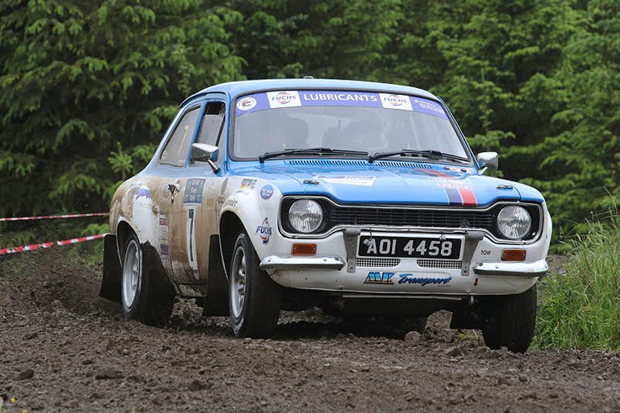 Epynt date for British Historic Rally Championship contenders
