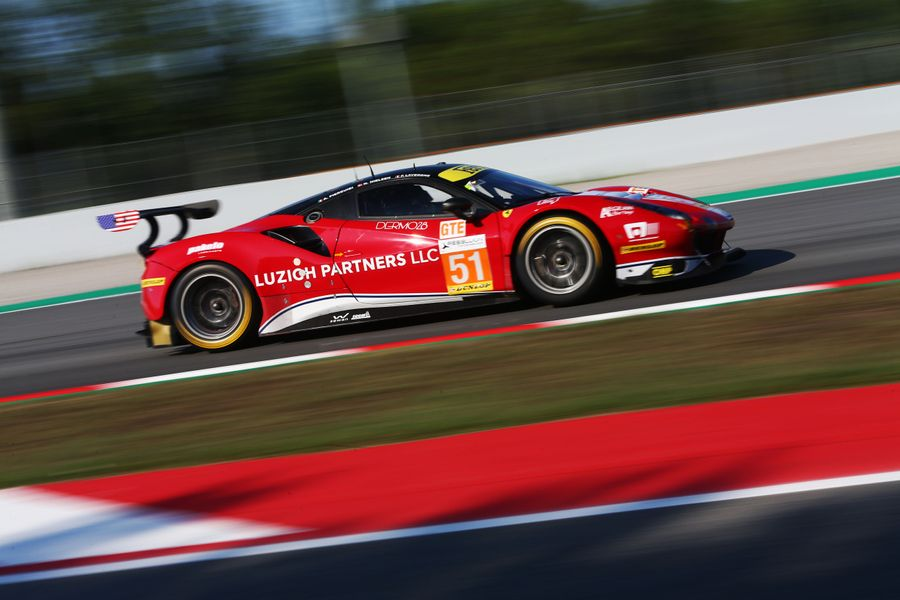 ELMS: Ferrari monopolize the top four at the 4 Hours of Barcelona