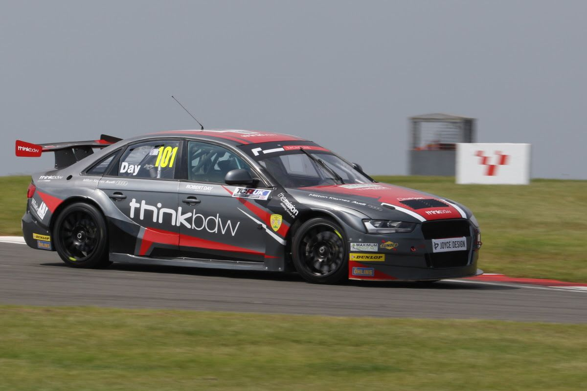 TCT squad HMS Racing eyeing reversal of fortunes at Brands Hatch