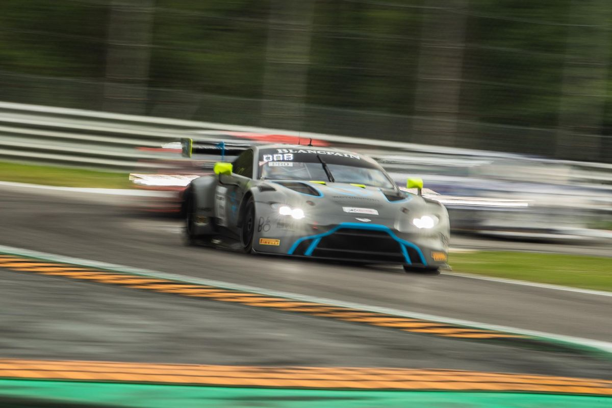 Strongest ever Aston Martin contingent entered for Spa GT classic