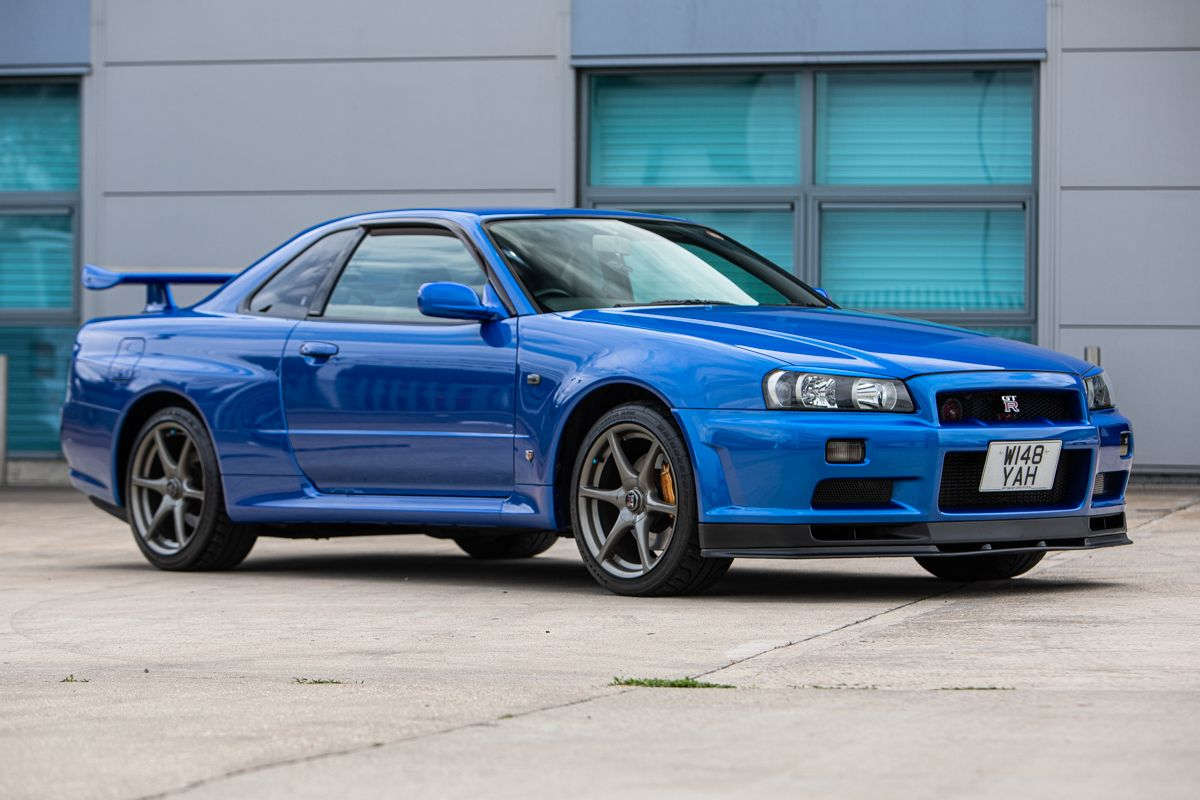 Rare editions of Japanese performance cars at next week's CCA sale