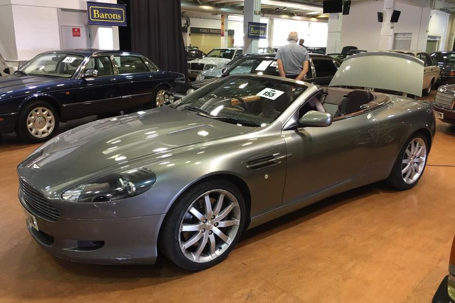 Aston, Nash and Alfa take top honours at Barons' Summer Classic Sale, results