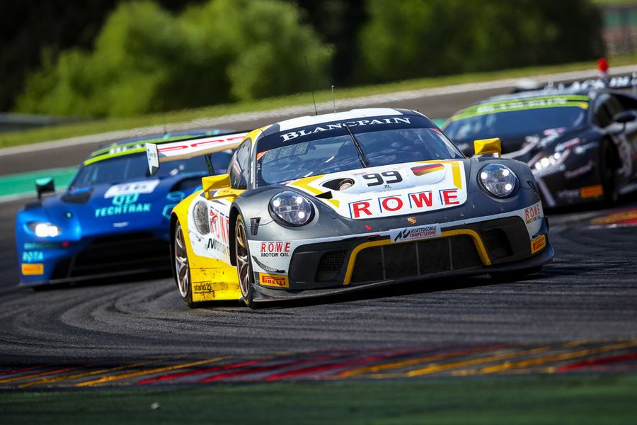 24 Hours of Spa: Nine Porsche 911 GT3 R tackle the world's most important GT3 race
